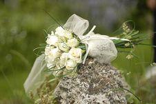 Free Bride Bouquet Stock Photos - 19855333