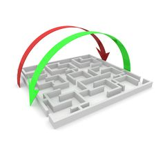 Free Maze Royalty Free Stock Images - 19856199