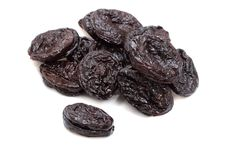 Free Dried Prunes Stock Images - 19856284