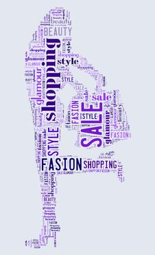 Free Tagcloud On Consumerism Stock Photos - 19856953