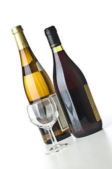 Free Wine Bottles Stock Image - 19857241