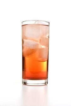 Free Glass Of Soda Royalty Free Stock Photos - 19857288