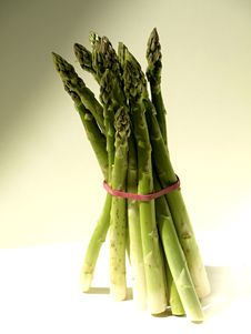 Free Green Asparagus Royalty Free Stock Photo - 19857505