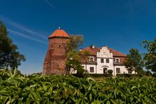 Free Small Castle In Poland Stock Image - 19857561