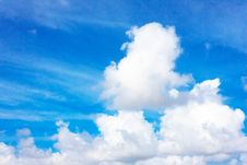 Free Clouds In Blue Sky Stock Photos - 19858043