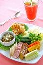 Free Delicious Thai Food Royalty Free Stock Photos - 19869938