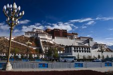 Free Potala Palace Stock Images - 19867724