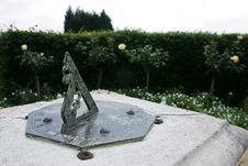 Free Sundial Stock Photography - 19868042