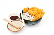 Free Rice And Fried Stock Photo - 19868130