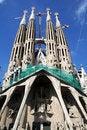 Free Sagrada Familia Stock Photos - 19874423