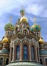 Free Temple Spas-na-krovi. Russia Royalty Free Stock Photo - 19875245