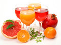 Free Fresh Fruit And Juice Stock Images - 19878134