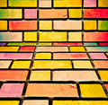 Free Colorful Wall - Texture Stock Images - 19878534