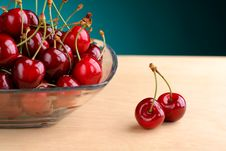 Free Cherries Royalty Free Stock Image - 19870146