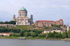 Free The Basilica Esztergom,Hungary Stock Photos - 19870493