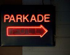 Free Parkade Stock Photos - 19871283