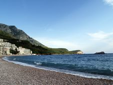 Free Montenegro Beach Royalty Free Stock Image - 19871316