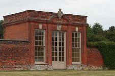 Free Ickworth House Summerhouse Stock Images - 19871554