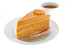 Free Thai Tea Cake Stock Images - 19871824