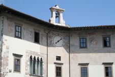 Free Palazzo Dell´Orologio. Clock´s Palace Royalty Free Stock Images - 19871939