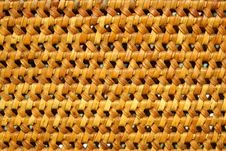 Weave Texture Royalty Free Stock Photo