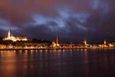 Free Stormy Budapest Royalty Free Stock Image - 19872456