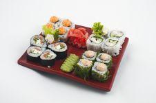 Free Sushi Stock Photography - 19872582