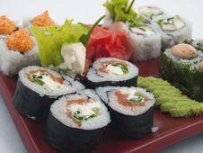 Free Sushi Royalty Free Stock Photo - 19872595