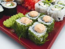 Free Sushi Royalty Free Stock Images - 19872599