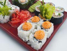 Free Sushi Stock Photo - 19872600