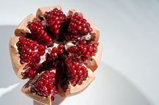 Free Pomegranate Stock Image - 19873031