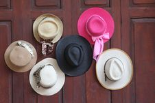 Free Hats Stock Images - 19873444