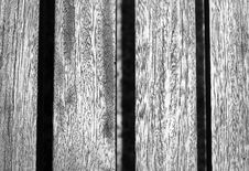 Free Black & White Wood Stripes Stock Image - 19873961
