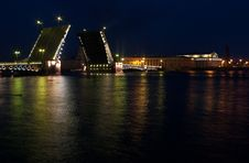 Free White Nights In St.Petersburg Royalty Free Stock Images - 19873999
