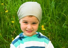 Free Portrait Of A Little Boy Royalty Free Stock Photos - 19874048