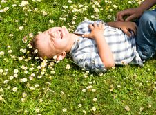 Free Little Boy Stock Photography - 19874362