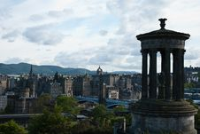 Free Calton HIll Stock Images - 19875024