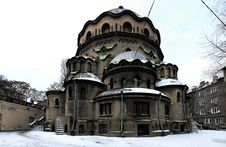 Free Church Of Saint Paraskeva In Sofia Stock Photo - 19875480
