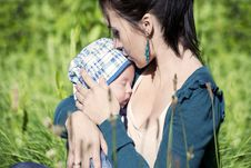 Free Mother And Baby Stock Photography - 19875912