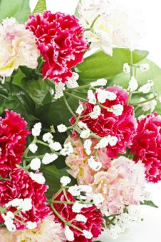 Free Bridal Bouquet Royalty Free Stock Images - 19876089