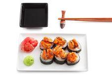 Free Sushi Stock Images - 19876394