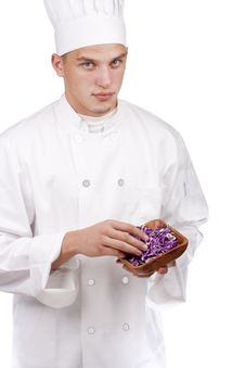 Free Chef In Uniform Stock Images - 19876774
