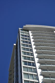 Free Detail Of Modern Apartment Building Stock Images - 19878164