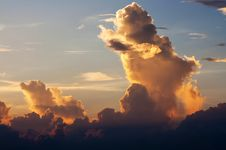 Free Clouds And Sky Stock Photography - 19878392