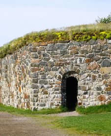 Free Stone Wall Of Suomenlinna Sveaborg Fortress Stock Images - 19878574