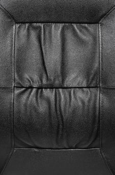 Free Black Leather Texture Stock Image - 19878821