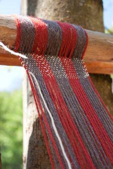 Free Medieval Loom Royalty Free Stock Photos - 19878828