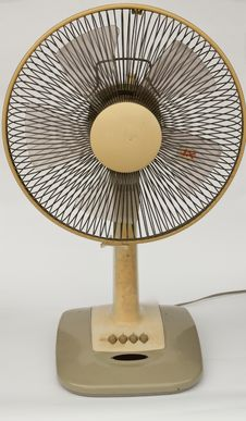 Free Old Fan Stock Photo - 19878890