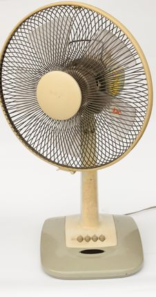 Free Old Fan Stock Photos - 19878923