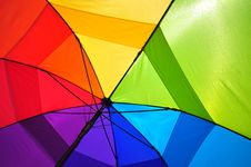 Shades Of Color Royalty Free Stock Photo